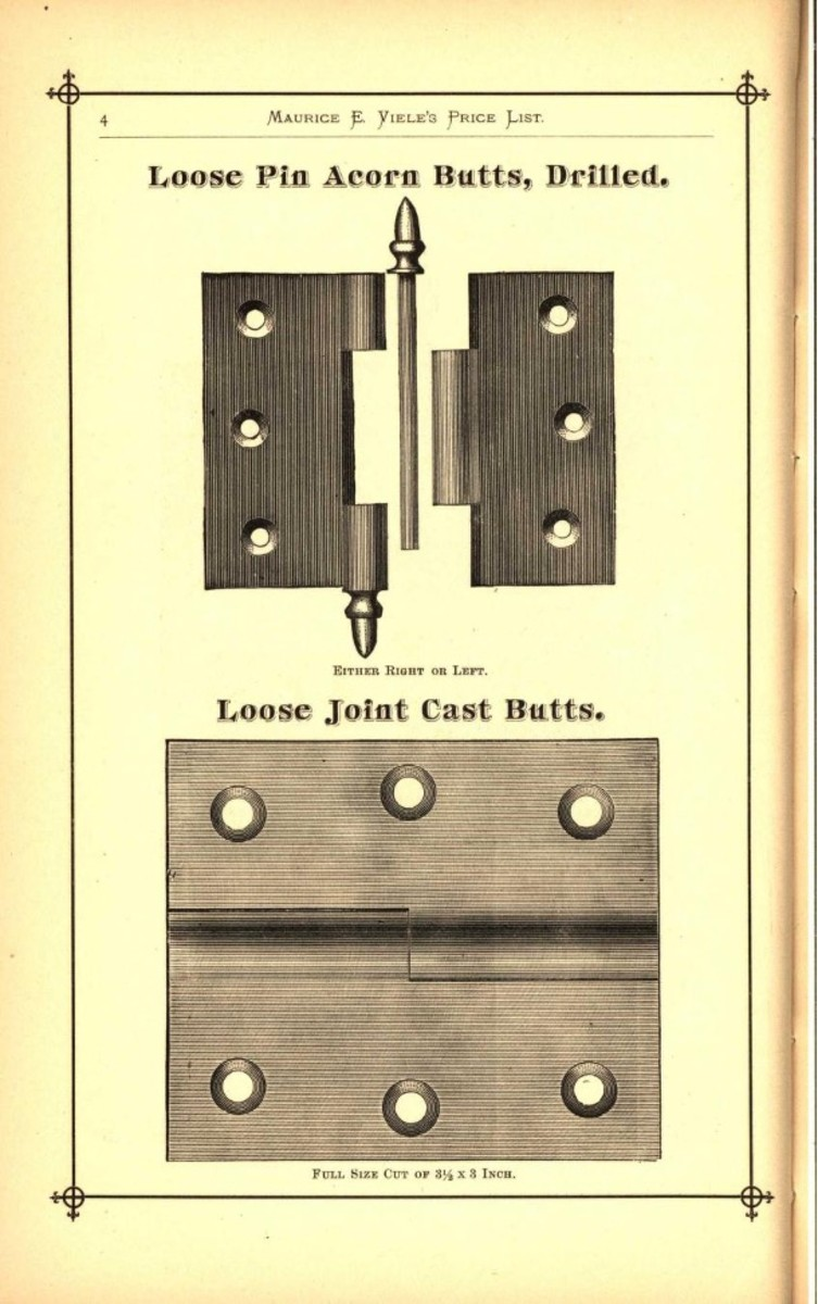 Illustrated catalog and price list of hardware, 1876